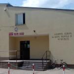 Wejście do budynku od ul. Szkolnej