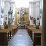 Barokowy kościół Trójcy Świętej (640 x 480)