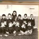 Klasa przedszkolna1970/71
