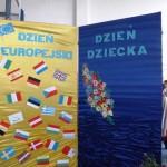 OBCHODY DNIA DZIECKA I DNIA EUROPEJSKIEGO W NASZEJ SZKOLE