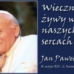 Po raz drugi śpiewaliśmy Ojcu Świętemu – II Międzyszkolny Konkurs Piosenki o świętym Janie Pawle II