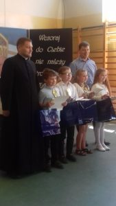 Sukces naszych uczniów w Konkursie Recytatorskim