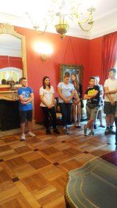 Wyjazd edukacyjny do  Muzeum Wnętrz w Choroszczy
