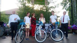 Sukces uczniów  naszej szkoły w konkursie historycznym podczas Powitania Lata u Ossolińskich