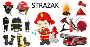 Przedszkolaki w Straży Pożarnej w Bielsku Podlaskim