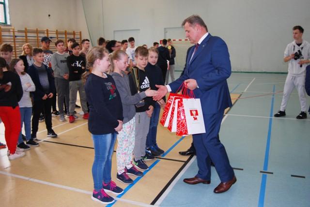 Sukces naszych uczniów w Powiatowym Turnieju BRD