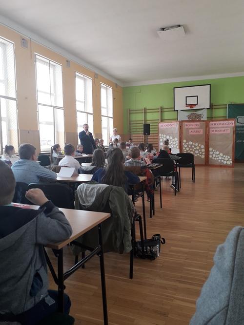 Sukces naszych uczniów w III Gminnym Konkursie Ortograficznym w Brańsku