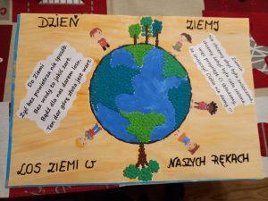 Chroń Ziemię! Międzynarodowy Dzień Ziemi!